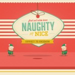 Naughty or Nice entry screen