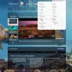 Builder screen language selection